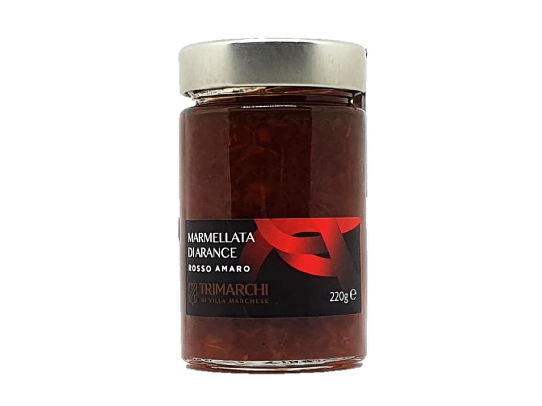 """Orange Amère au """"Rosso Amaro"""""""